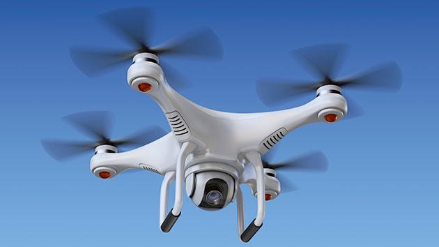 Drone opnames - Landelijk