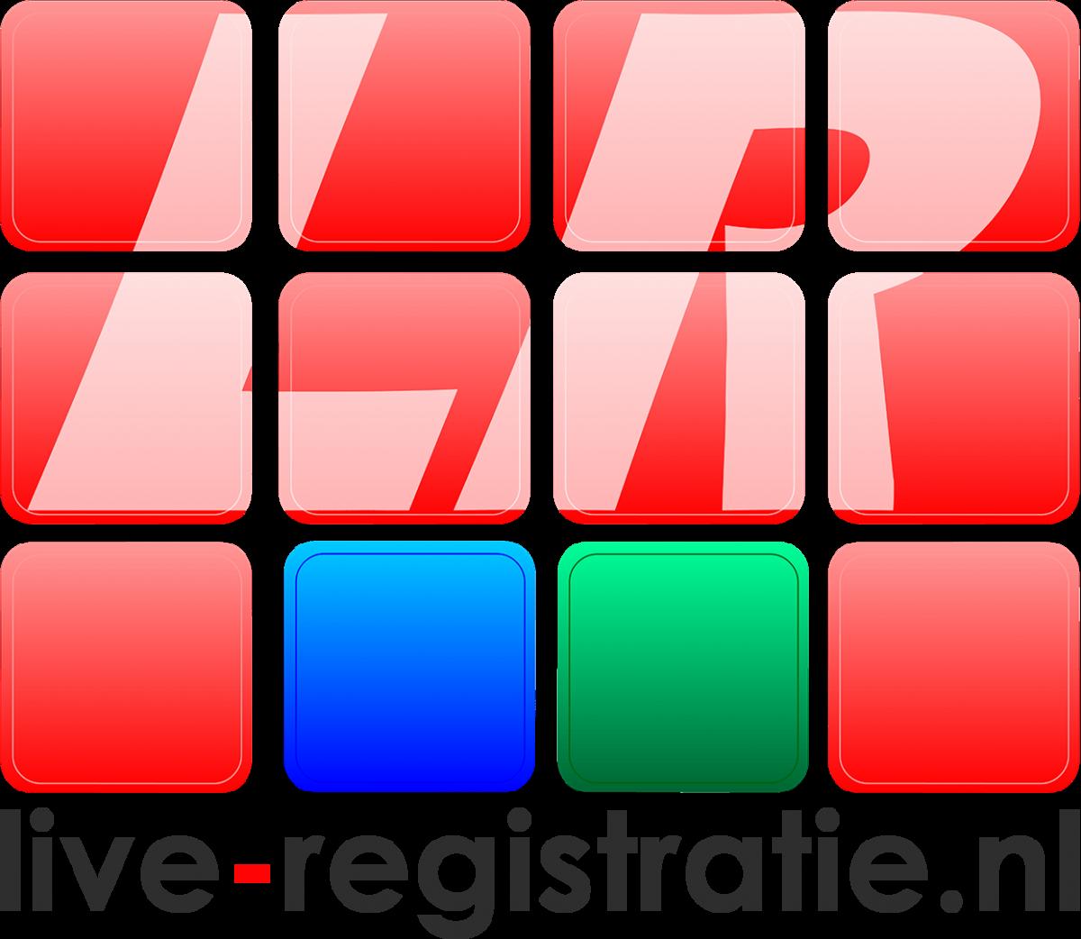 Live Registratie - showreel